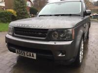 Range Rover Sport hse facelift 2009 3.0