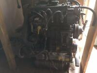 Rover Mini Cooper 12.75 injection Engine