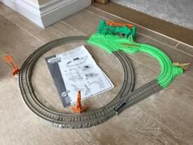 Thomas the tank engine Trackmaster set