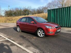 Ford Focus 1.6 TDCi DPF Zetec 5dr WITH FULL SERVICE HISTORY AND A LOT OF EXTRAS