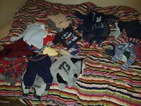 3-6 months Boys clothes bundle