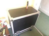 Guitar amp flight case Fender Twin Blackstar
