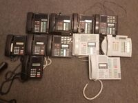 Meridian Norstar Phones - sold as a bundle only