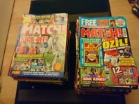 Over 250 Match Magazines & 17 Match Annuals/Books