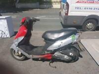 50cc moped fully running