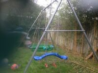 Tp 3 piece swing set