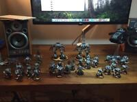 Warhammer 3000 Points Worth of Commission Painted Grey Knight Army