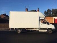 Mercedes Spinter Box Van for Sale - £6,500 NO VAT