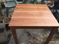 Solid Wood Table £30 for quick sale
