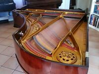 Ibach Grand Piano | Rebuilt to New Standard | Free UK Delivery | VIDEO DEMO