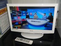 """Technika 22"""" LCD HD ready TV with Freeview & HDMI socket"""
