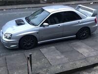Subaru Impreza WRX sti lookalike