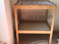 Baby Changing table & mat -