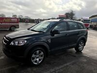 09 CHEVROLET CAPTIVA 2.0 LT CDI 7 SEATER P/EX WELCOME