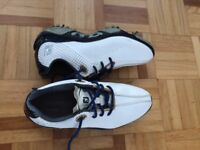 Junio Footjoy Golf Shoes size 1UK