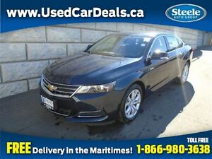 2016 Chevrolet Impala 2LT 3.6L Htd Seats Alloys Bluetooth