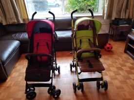 One or Two Hauck Speed Plus Stroller