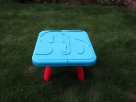 Water / Sand Table for kids great for summer!