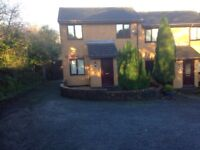 2 Bedroom semi-detached house for sale parking for 4 cars