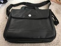 Dell Leather Laptop Bag (used)