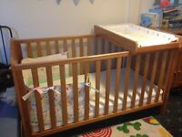 Mothercare Cotbed, great condition
