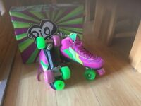 Rio Roller Boots size 6