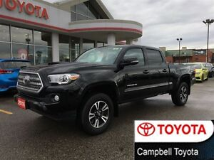 2016 Toyota Tacoma SR5 TRD PKG DOUBLE CAB 4X4 HARD TO FIND
