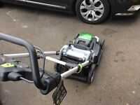 Ego Cordless 49cm LM2000E Lawn mower, never used.