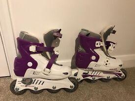 Girl's roller skates