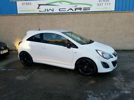 Vauxhall corsa limited edition. FINANCE AVAILABLE