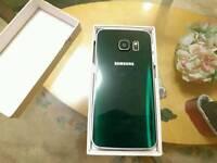 S6 Edge Emerald green 32gb Unlocked