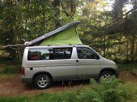 4 berth Mazda Bongo campervan , great runner great for festivals or weekends away