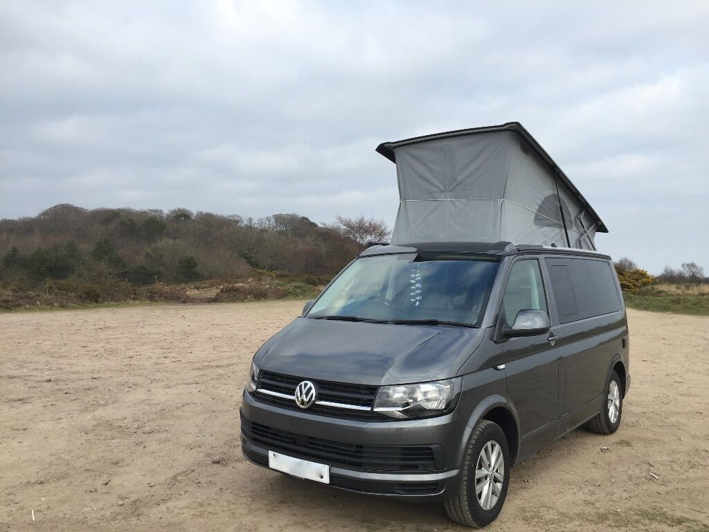 vw t6 california beach campervan in budleigh salterton devon gumtree. Black Bedroom Furniture Sets. Home Design Ideas