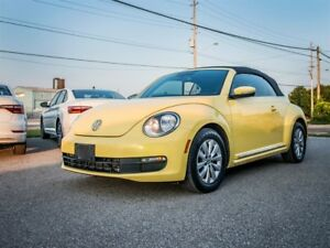 2014 Volkswagen Beetle ONE OWNER BOUGHT AND SERVICED HERE