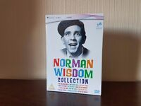 Norman Wisdom 12 film Collection DVD - Brand New