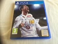 LOOK FIFA 18 FOR PS4