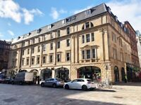 2 bed fully furnished City Centre flat in the heart of the Merchant City - ONLY £900PCM