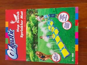 BRand New Water toy - sprinkler hopscotch Everton Hills Brisbane North West Preview