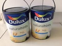 Dulux Barley white 10litres