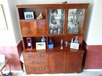 FREE COCKTAIL WALL CABINET