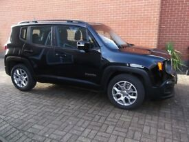 JEEP RENEGADE LONGITUDE 1.4 MULTIAIR - 2015