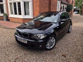2009 BMW 1 Series 2.0 118i M Sport 3dr! Only One Former Keeper! Full Service History! Just Serviced!