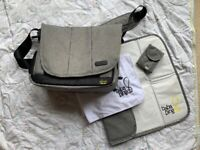 BabaBing! Day Tripper baby changing bag