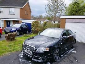 Audi A4 2005 S-line