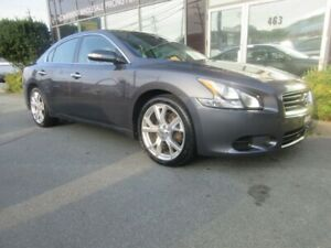 2012 Nissan Maxima 3.5L V6 W/ ALLOYS HEATED SEATS BLUETOOTH SUNR
