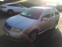 Skoda Fabia 1.9 TDI DIESEL 5 door, Estate - 9 Months Mot - Estate