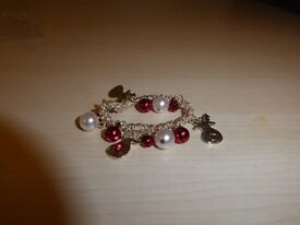 GIRLS'S CHRISTMAS BRACELET