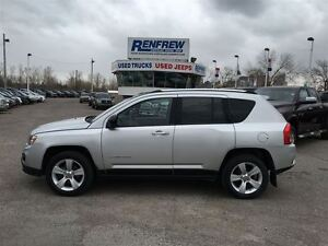 2013 Jeep Compass North 4X4 AUTOMATIC