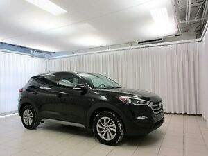 2017 Hyundai Tucson AWD SUV w/ ALLOYS, BACKUP CAM AND HEATED SEA
