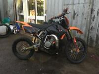 High Spec BW KTM 85sx (motocross, dirt bike NOT: yz cr kx rm tm yzf crf kxf rmz)